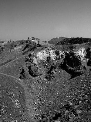 volcano - Sandorini