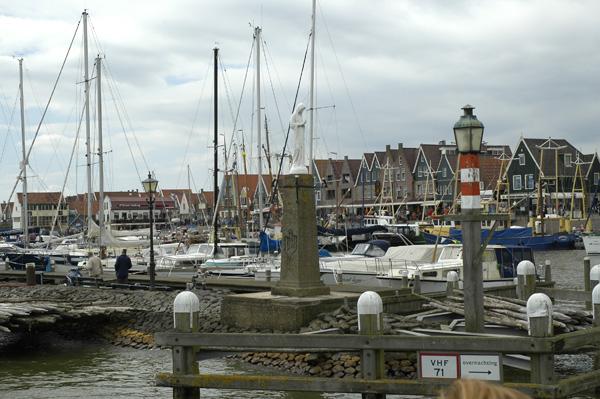 Volendam - Hafen