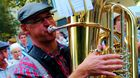 Volksfest-Blasmusik