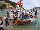 Volksfest in Port Soller 1