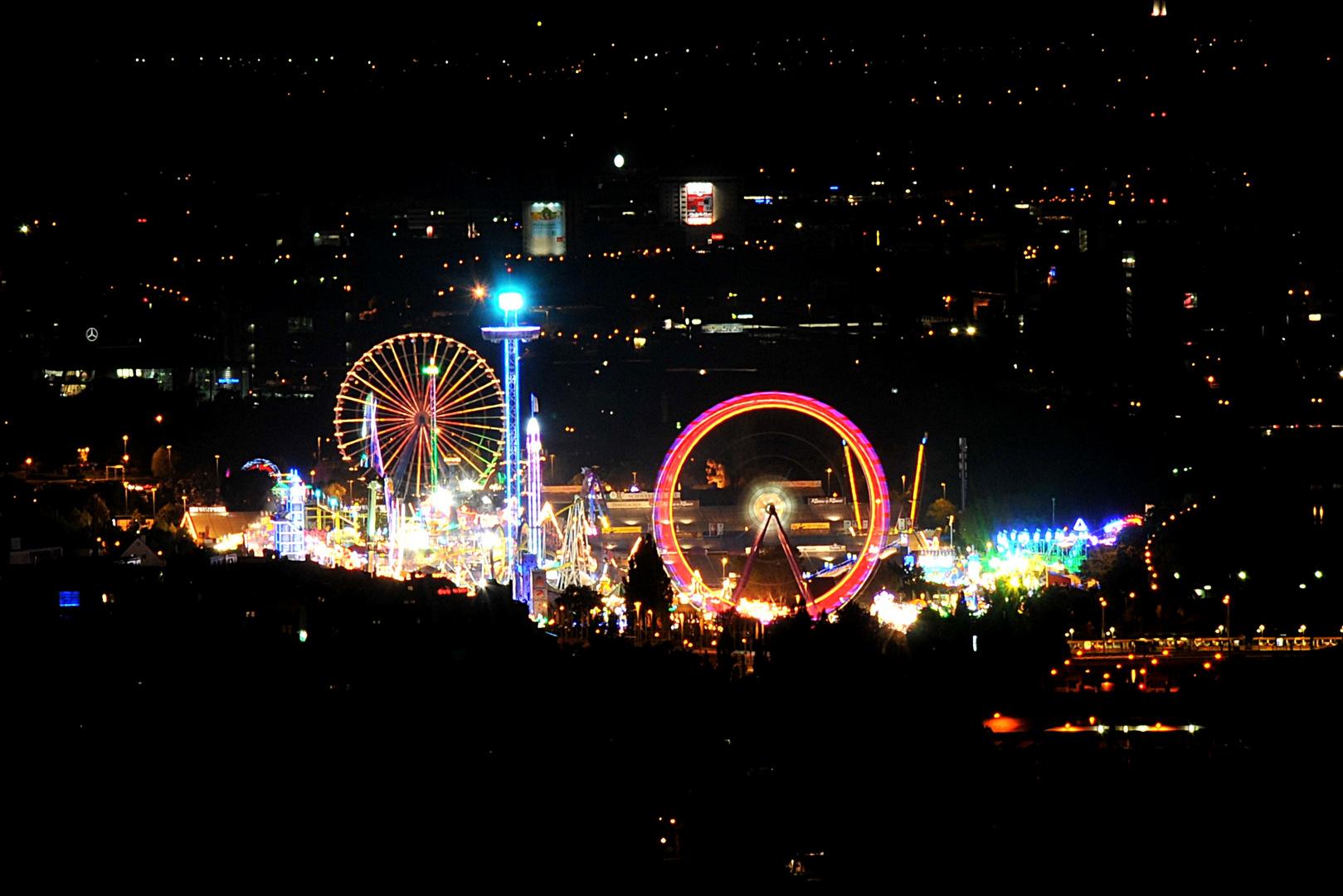 Volksfest Stuttgart 2013