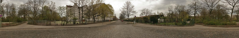 Volkspark Wilmersdorf / Schöneberg