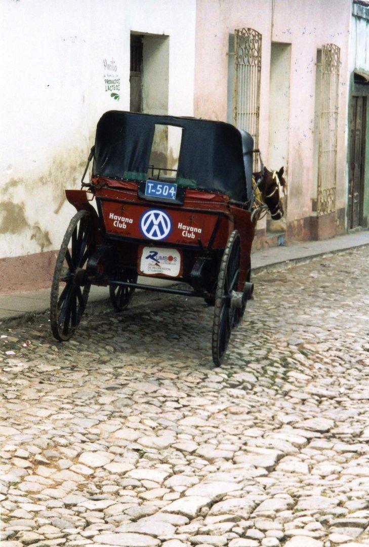 Volkswagen in Cuba
