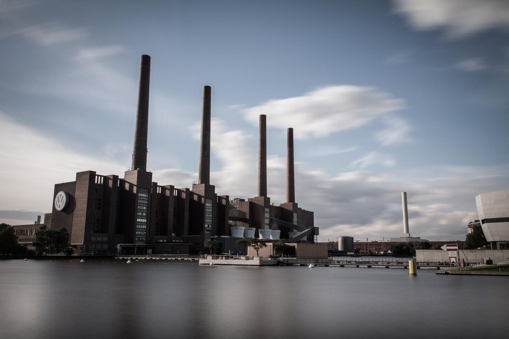 Volkswagen Kraftwerk Wolfsburg