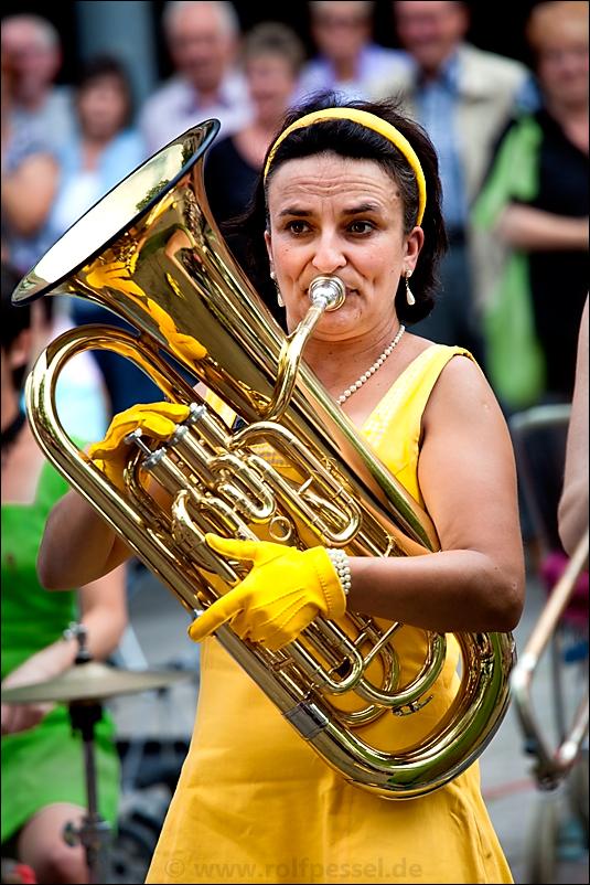 voll die Tuba