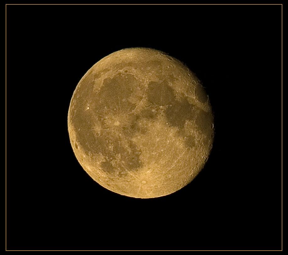 (Voll-) Mond