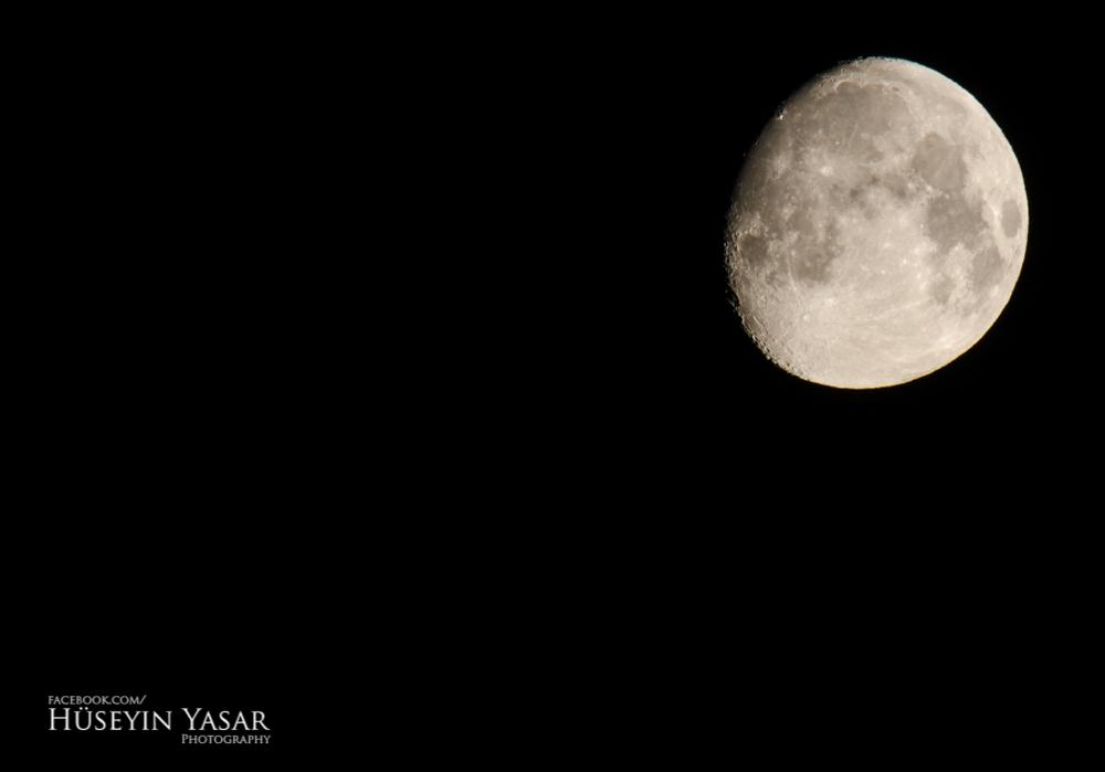 Voll Mond - Sigma 50-500mm