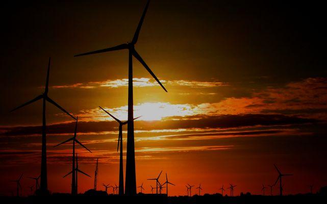 Volle Windkraft voraus