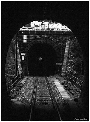 Voller Tunneldurchblick