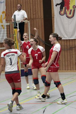 Volleyball Bundespokal