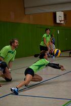 Volleyball - toller Einsatz -