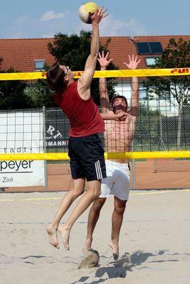 Volleyballturnier Speyer 260610_2