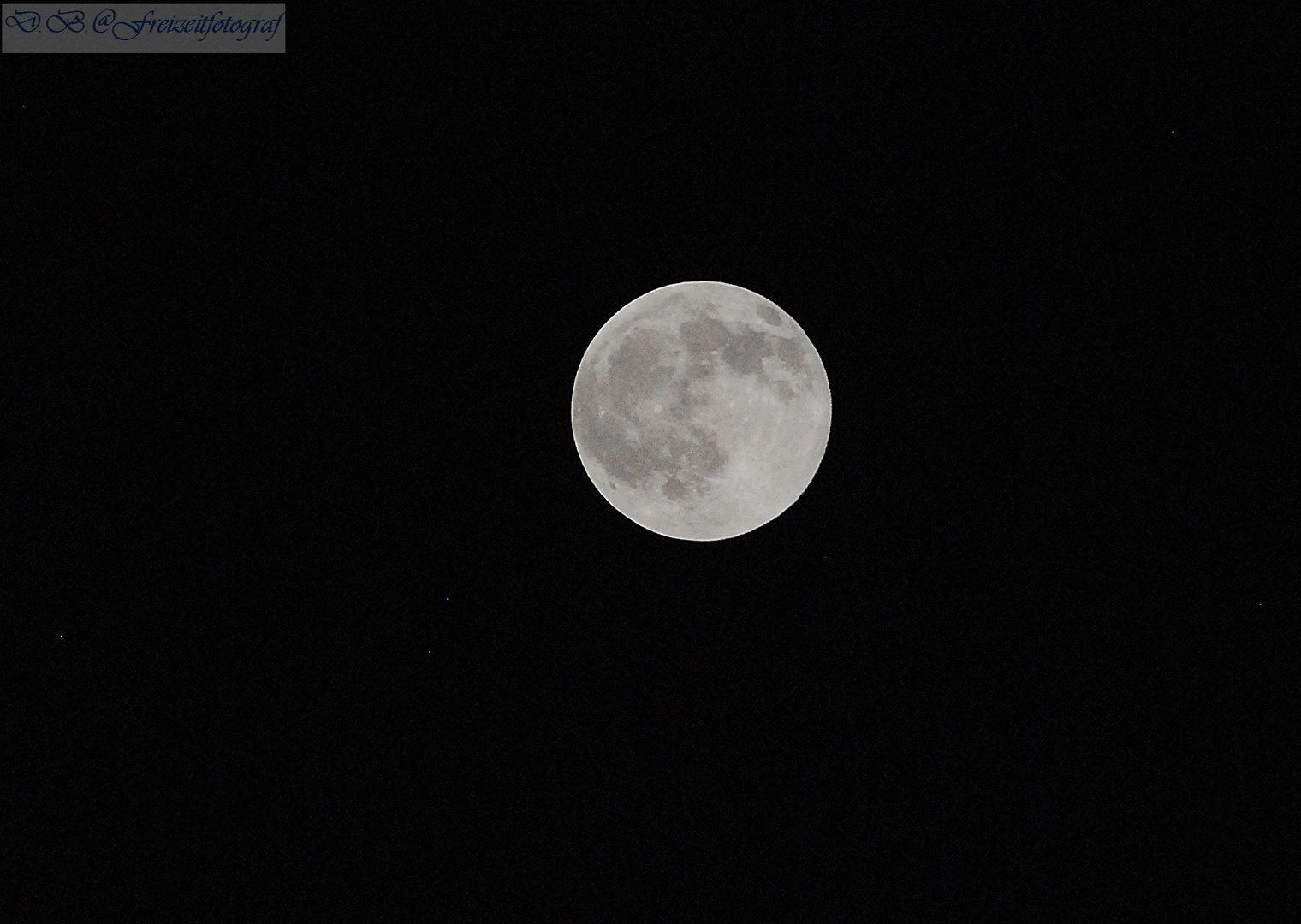Vollmond 14.05.2014