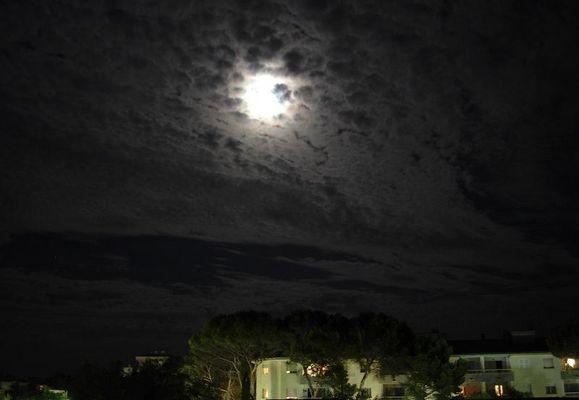 Vollmond 9/06 - Mallorca