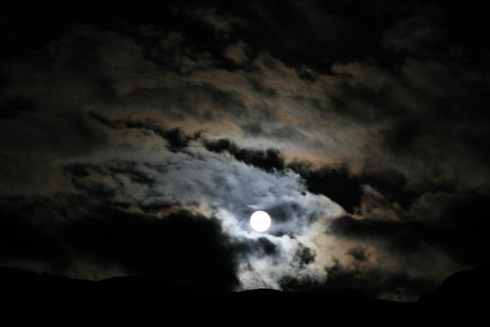 Vollmondnacht