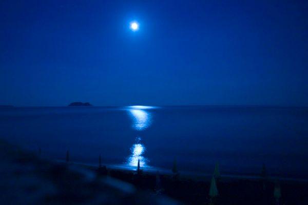 Vollmondnacht auf Zakynthos