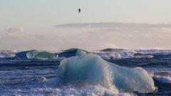 volo su ghiaccio