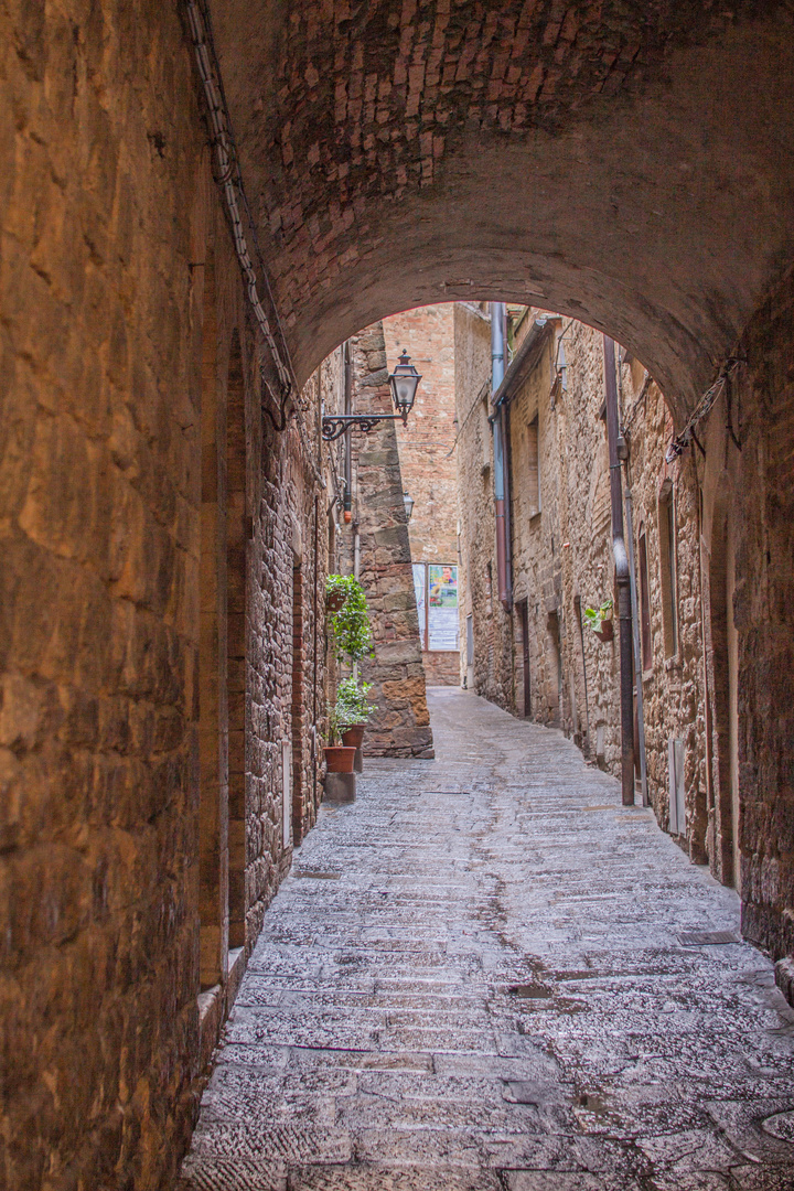 Volterra after the rain III
