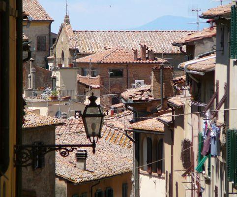 Volterra - 'Rückansicht'