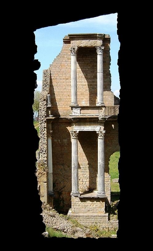 Volterra (Teatro Romano)