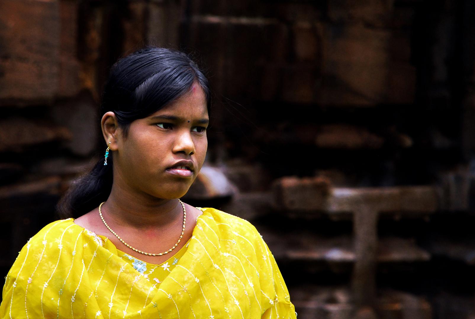 Volti e persone - Bhubaneswar 1