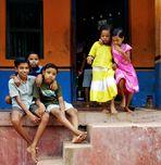 Volti e persone di Raghuraipur- 2 -