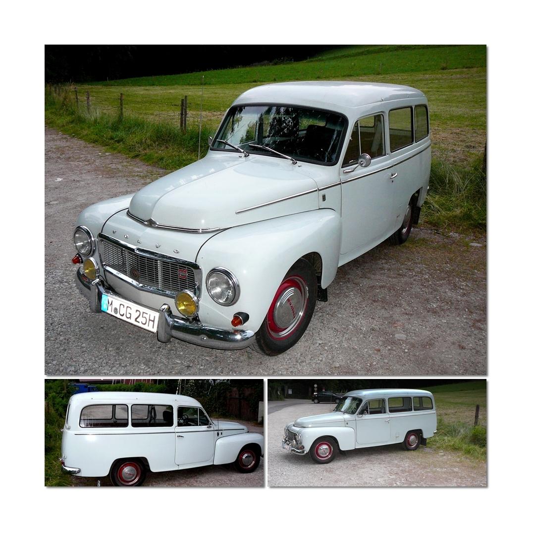 Volvo aus den Jahren ???