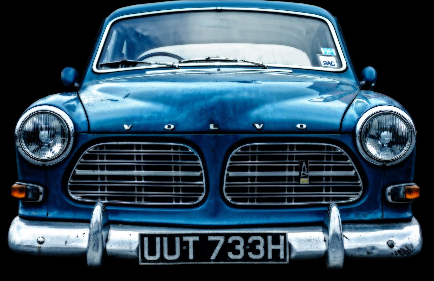 Volvo B20 I