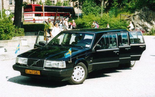 Volvo -deluxe-