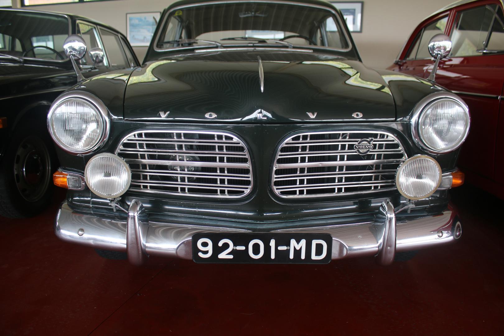 Volvo green