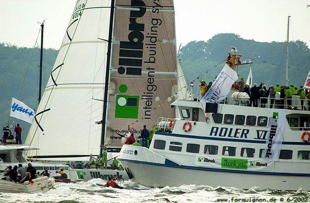 Volvo Ocean Race Winner Ilbruck II