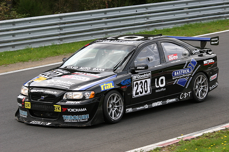 Volvo S60 Andree,Ullrich Lienhard,Fredy Middendorf,Andreas
