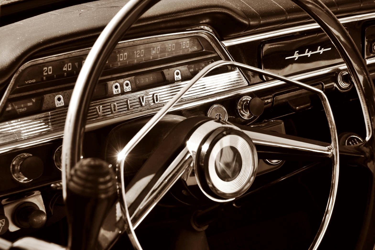 Volvo-Tachometer