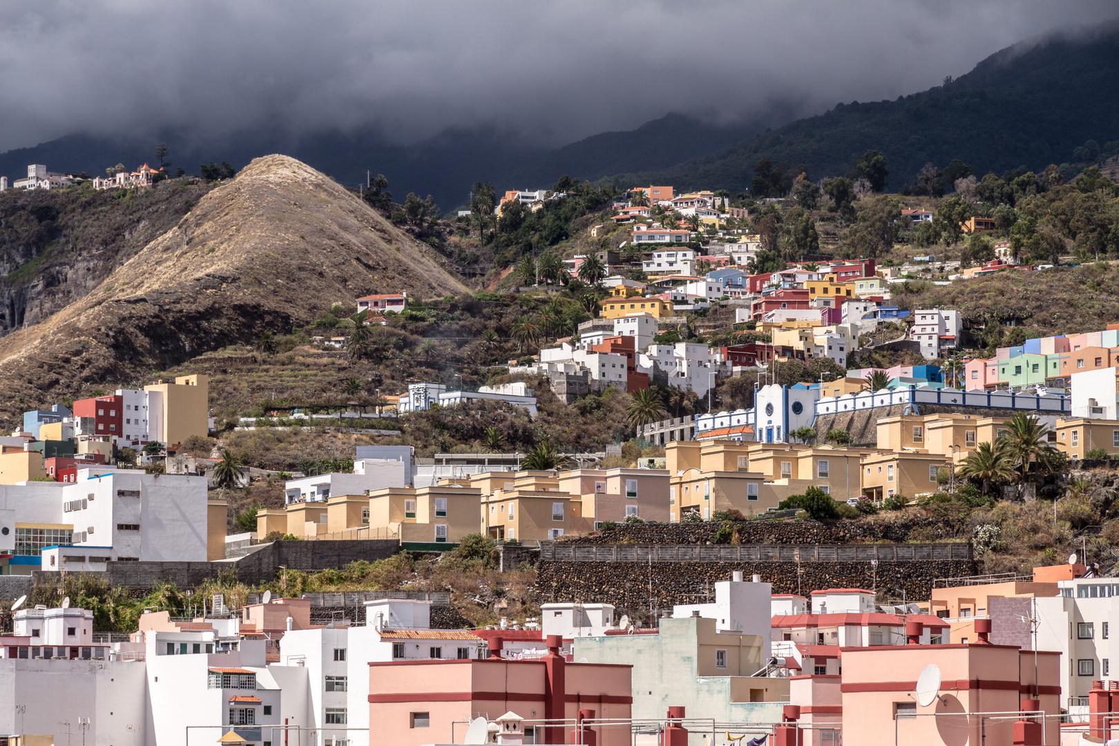 Vom Castillo de la Virgen