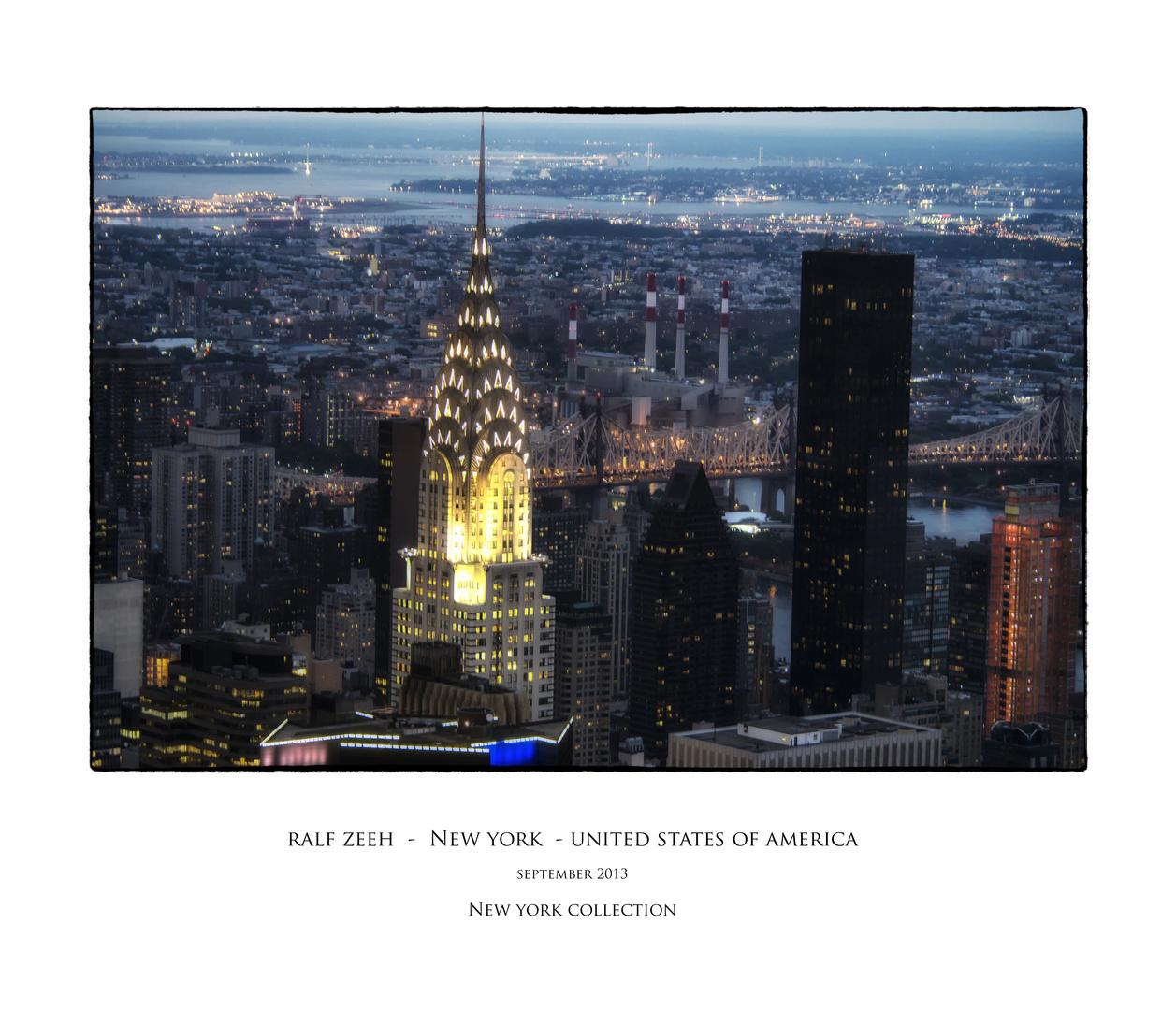 vom Empire State Building aus gemacht no.3