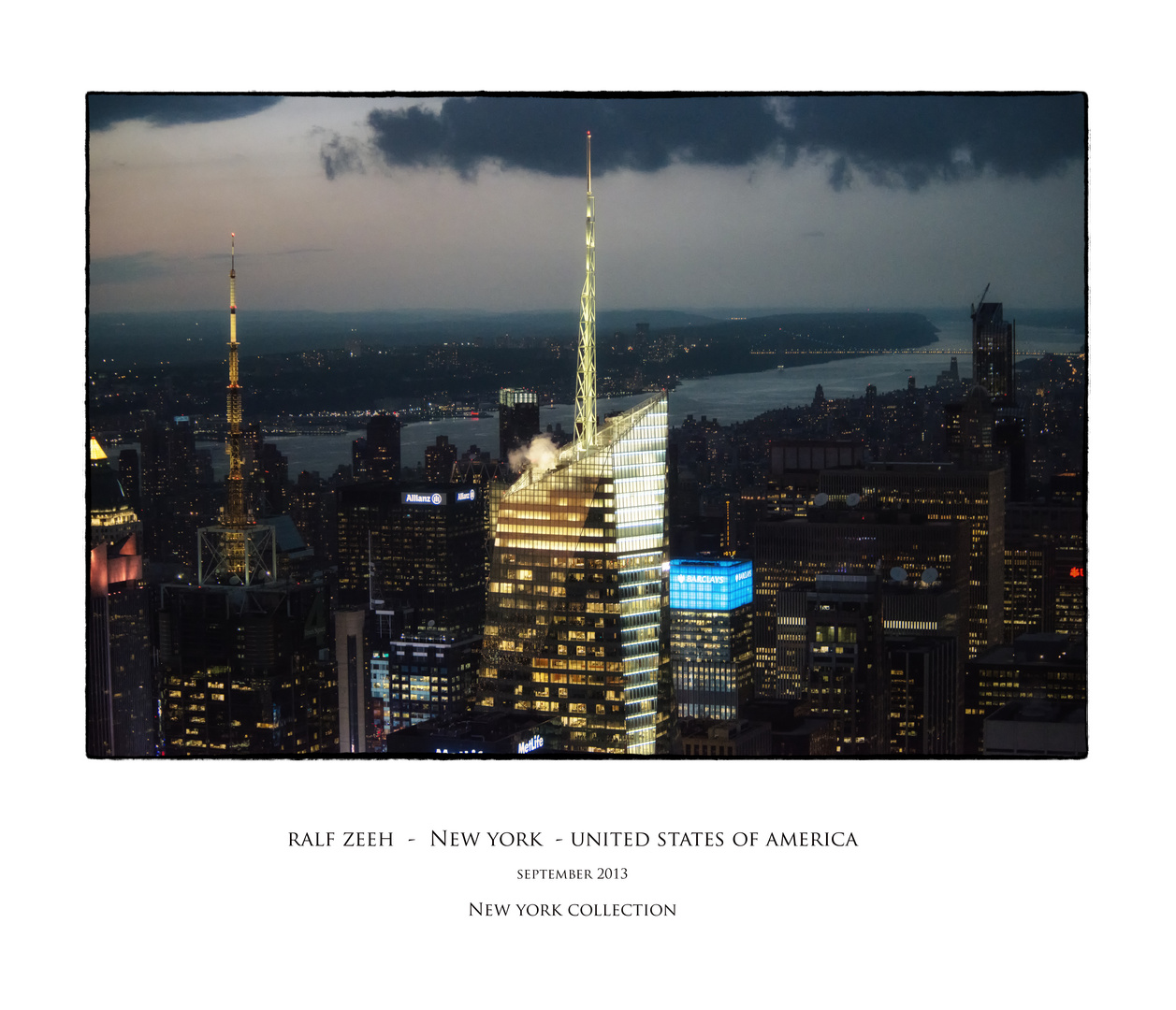 vom Empire State Building aus gemacht no.4