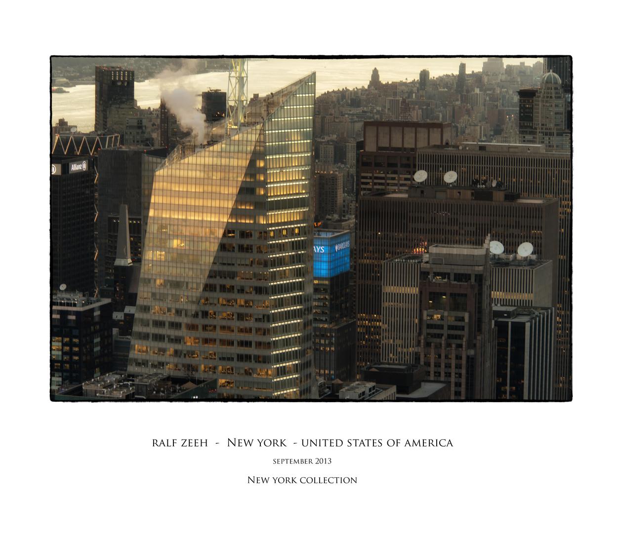 vom Empire State Building aus gemacht no.8