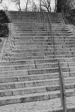 vom Erklimmen der Stufen im Leben  oder Weiterentwicklung....