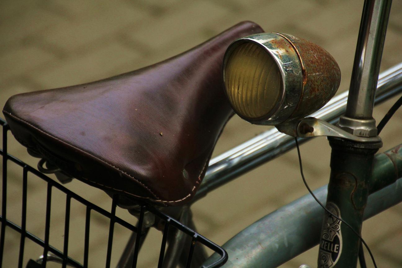 Vom Fahrrad