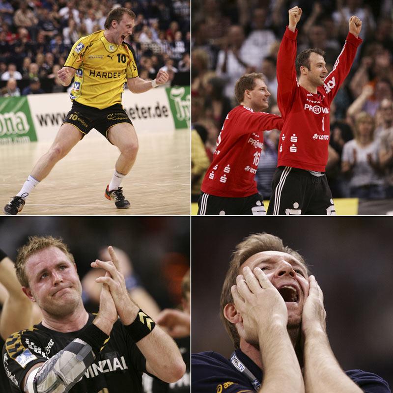 Vom Final 4 ins Final 2...