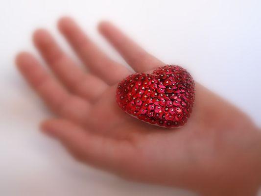 Vom Geben und Nehmen der Liebe