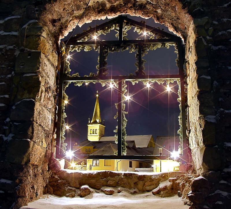 Vom Gehrener Schloss