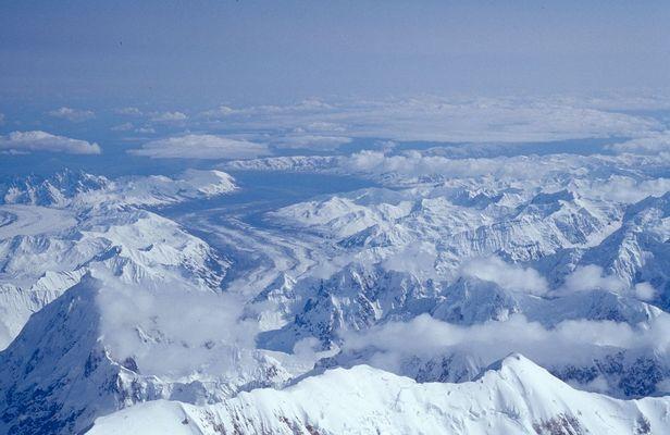 vom Gipfel des Mt. McKinley (2/4)