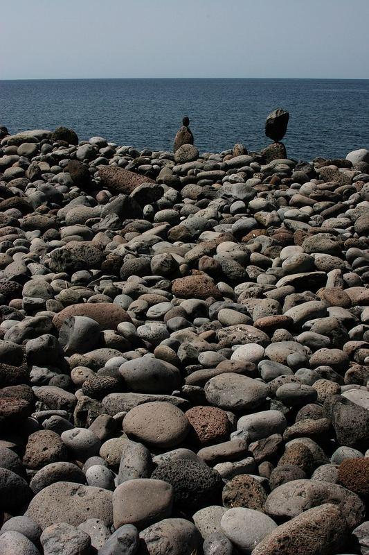 Vom Gleichgewicht der Steine