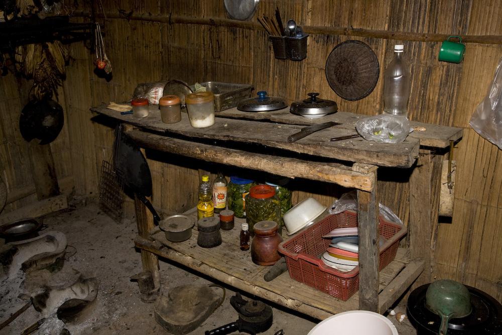 Vom Leben der Thais - Typische Küche