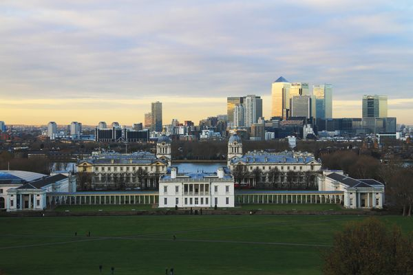 Vom Meridian über Greenwich