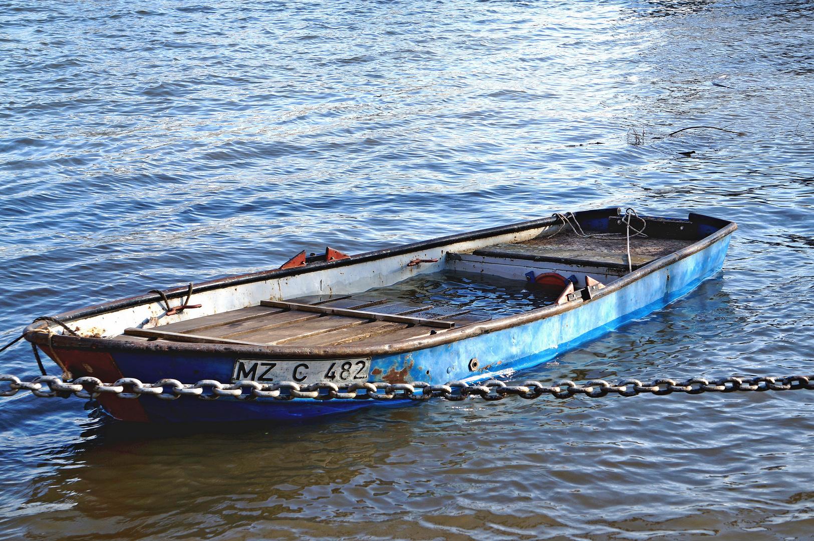 vom Pausenboot zum Rentenboot