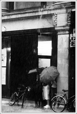 Vom Regen in die Traufen