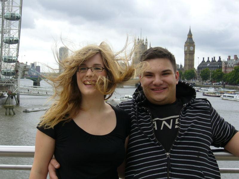 Vom Winde verweht in London