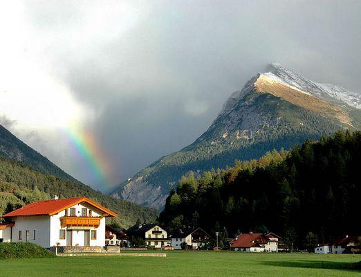 Von allem etwas im Karwendel